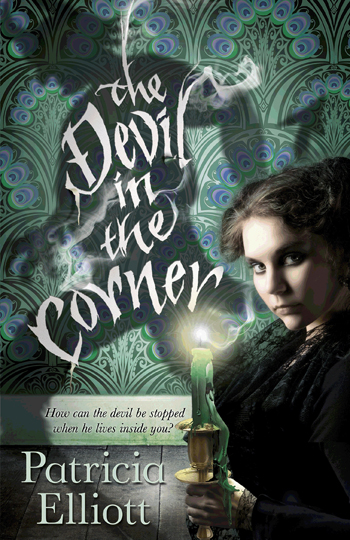 Cover for The Devil in the Corner