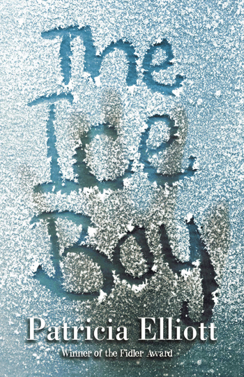 Cover for The Ice Boy in the UK
