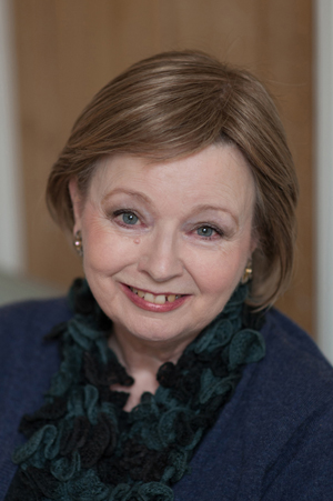Photograph of author Patricia Elliott