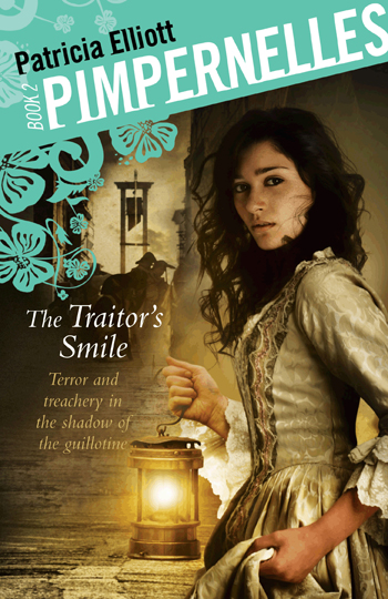 Cover for The Traitor's Smile in the UK