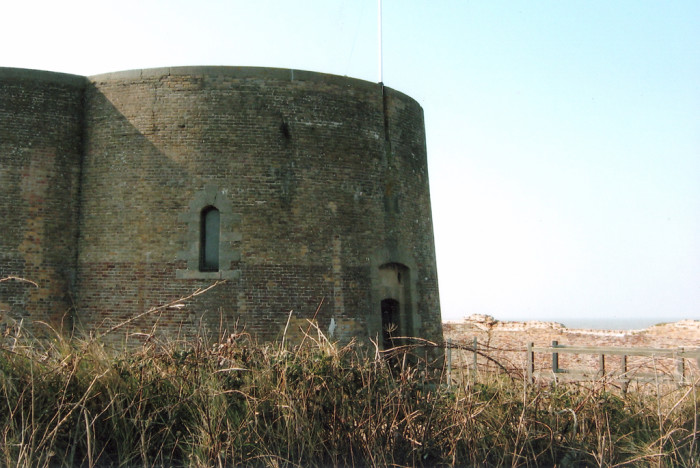 Photo of the Martello Tower
