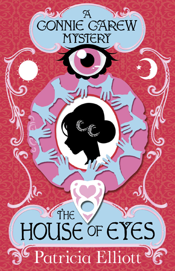 Cover of 'The House of Eyes' by Patricia Elliott